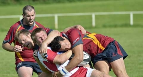 Bournville Rugby banner image 4
