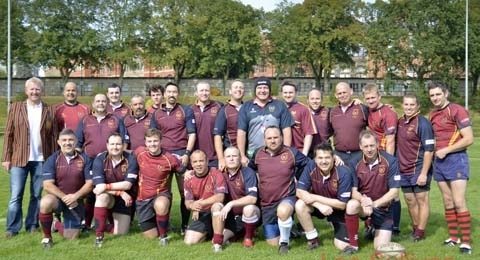 Bournville Rugby banner image 3