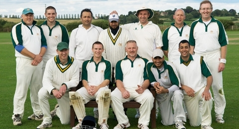 Garsington Cricket Club banner image 4