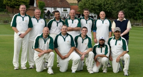 Garsington Cricket Club banner image 2