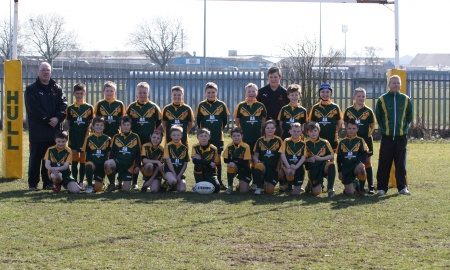 WEST HULL U/13s 2012/13 banner image 7