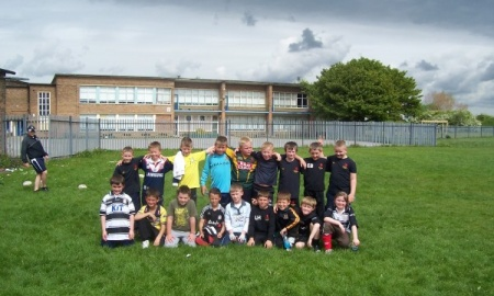 WEST HULL U/13s 2012/13 banner image 2