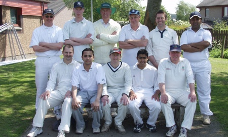 Kintore Cricket Club banner image 7