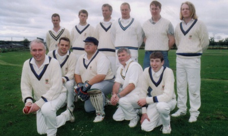 Kintore Cricket Club banner image 2