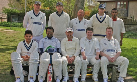 Kintore Cricket Club banner image 6