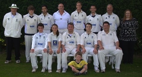 Wellington Cricket Club banner image 2