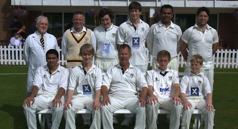 Wellington Cricket Club banner image 3