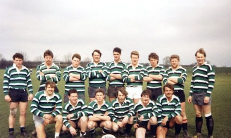Birstall Rugby Football Club banner image 1