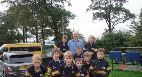 Nairn Mini Rugby Club banner image 6