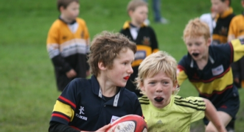 Nairn Mini Rugby Club banner image 5
