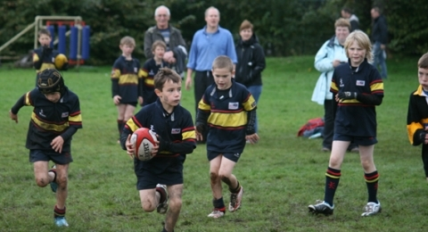 Nairn Mini Rugby Club banner image 3