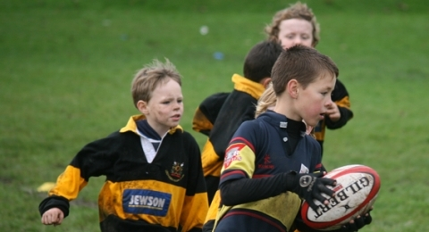 Nairn Mini Rugby Club banner image 4