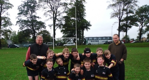Nairn Mini Rugby Club banner image 8