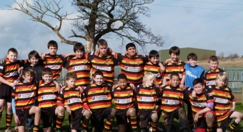 BRIGHOUSE RANGERS ARLFC banner image 8
