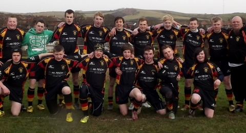 BRIGHOUSE RANGERS ARLFC banner image 2