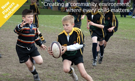 Leigh Youth Rugby banner image 1