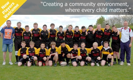 Leigh Youth Rugby banner image 3