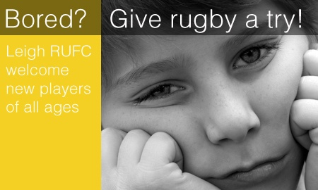 Leigh Youth Rugby banner image 4
