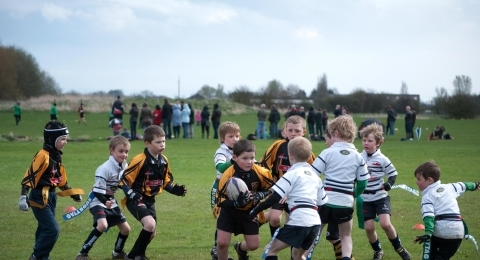 Leigh Youth Rugby banner image 2