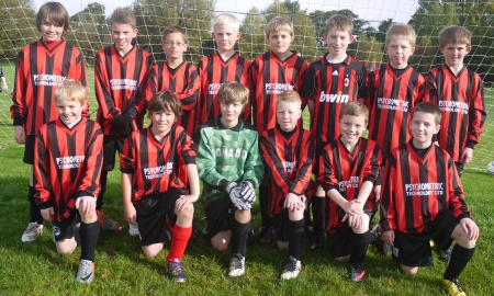 Mickleover All Stars Football Club banner image 1