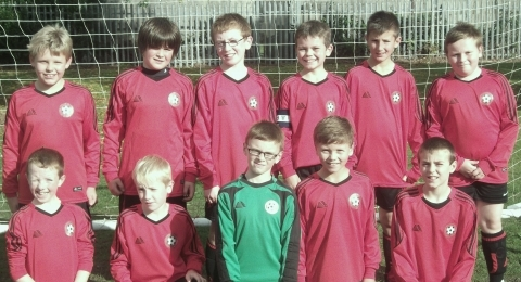 Mickleover All Stars Football Club banner image 2