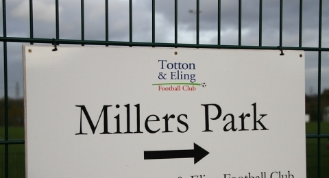 Totton & Eling Football Club banner image 4
