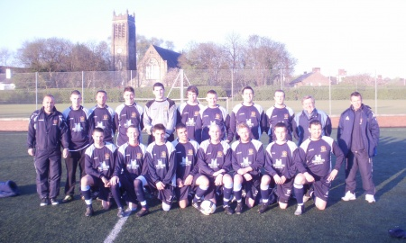 Hollinwood F.C. banner image 1