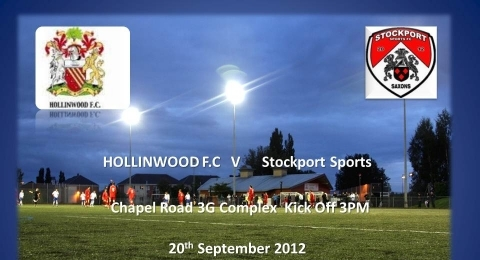 Hollinwood F.C. banner image 8