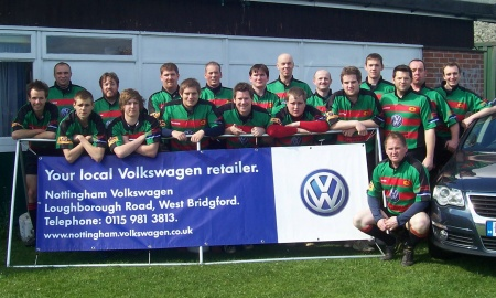 Bingham RUFC banner image 4