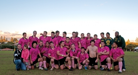 Associates Rugby Union FootballClub banner image 9