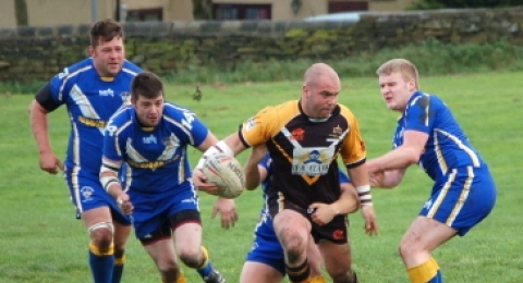 Drighlington ARLFC banner image 7
