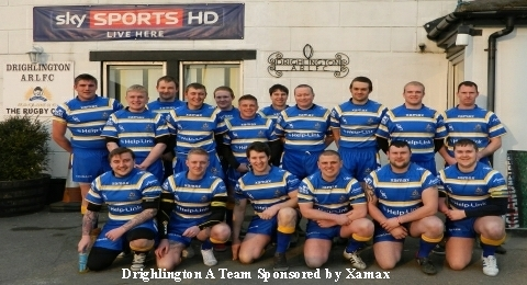 Drighlington ARLFC banner image 2