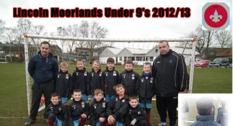 LINCOLN MOORLANDS RAILWAY FC banner image 5
