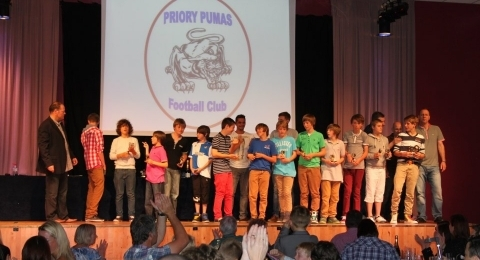 Priory Pumas Football Club banner image 6
