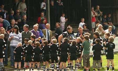 Otley Rugby Club banner image 4