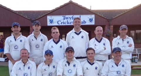 Twyford Cricket Club banner image 3