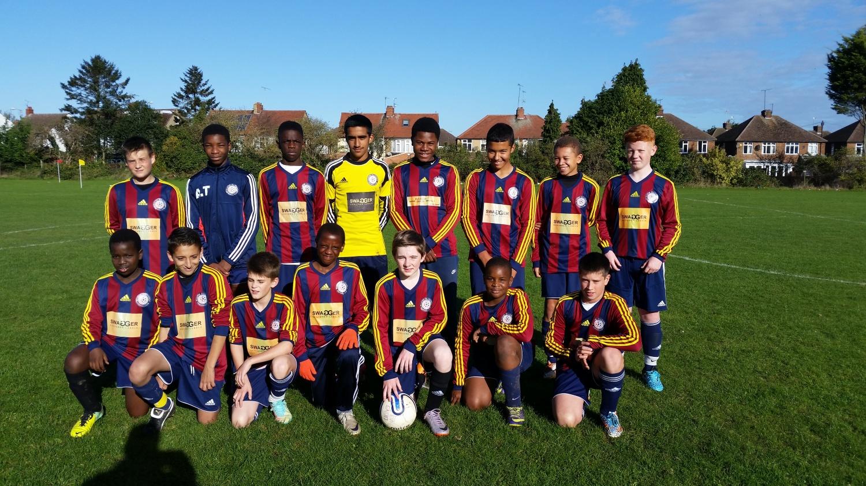 Football Clubs: Luton Allstars Football Club