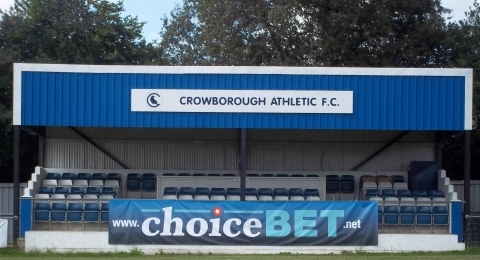 Crowborough Athletic FC banner image 8