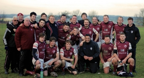 Melton Mowbray RFC banner image 2