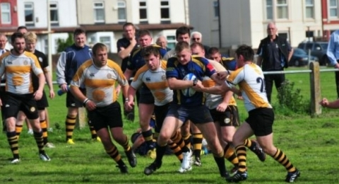 Oldershaw Rugby Club banner image 4