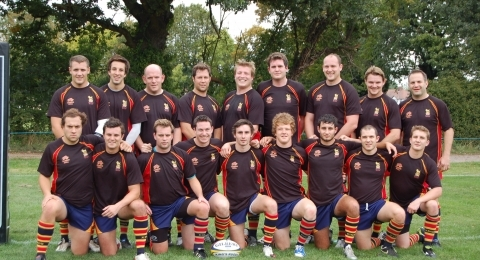 King's Rugby - KCS Old Boys RFC banner image 5
