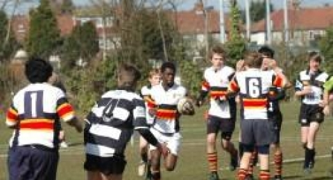 King's Rugby - KCS Old Boys RFC banner image 4
