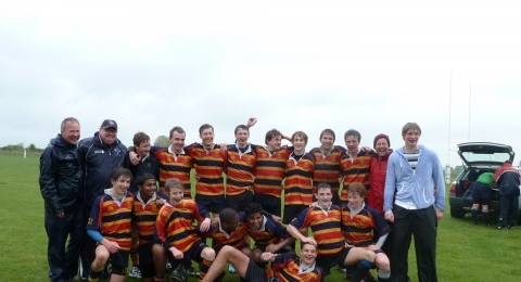 King's Rugby - KCS Old Boys RFC banner image 6