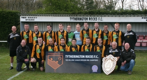 Tytherington Rocks FC banner image 2