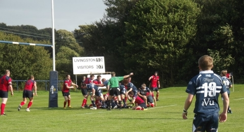 Livingston Rugby banner image 6