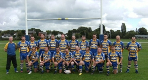 Newton le Willows RUFC banner image 4