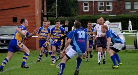 Newton le Willows RUFC banner image 3