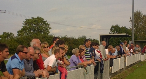 Godmanchester Rovers FC banner image 4