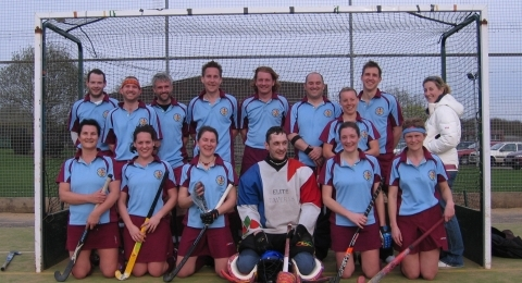 Leicester Hospitals Mixed Hockey Club banner image 6