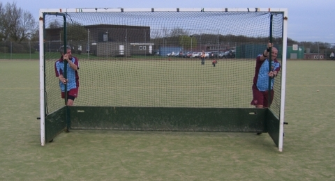 Leicester Hospitals Mixed Hockey Club banner image 4